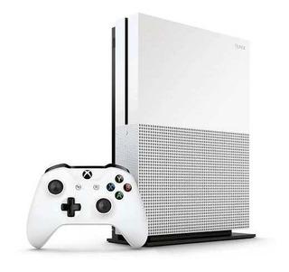 Consola Xbox One S 1tb Blanco