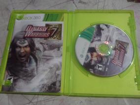 Dynasty Warriors 7 Completo Para Xbox 360