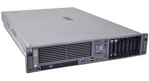Servidor Hp Dl380 G5 Xeon Quadcore 2.2ghz 64gb 2x300gb