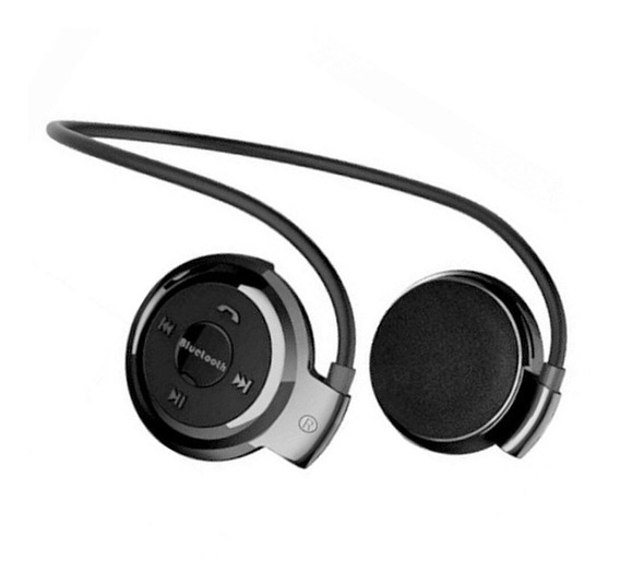 Fone Bluetooth Universal Stereo Mini 503 Mp3 Cartão Wireless