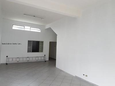 Imóvel Comercial Para Locação Em São Paulo, Parque Ipê, 1 Banheiro - 4596
