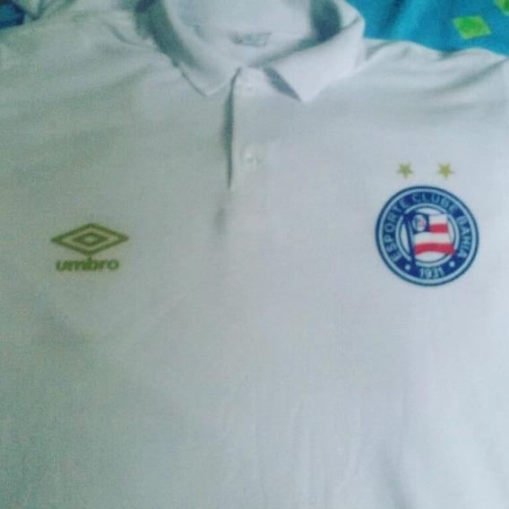 Camisa Polo Bahia Tricolor Baiano Masculino Blusa Polo