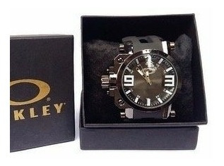 Relogio Oakley Gearbox Titanium