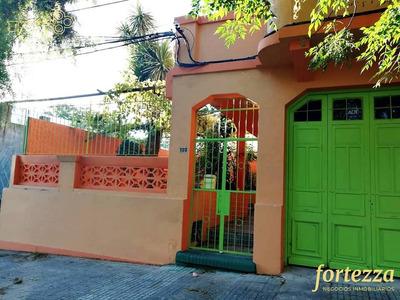 Se Alquila Linda Casa De Dos Plantas