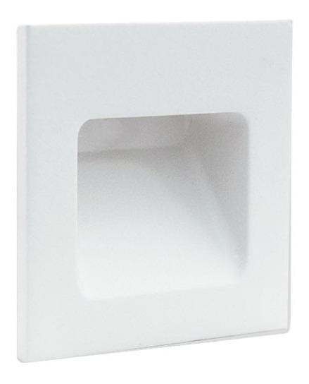 Luminario Led Tipo Cortesía Muro Casa Ml-2301.b Illux