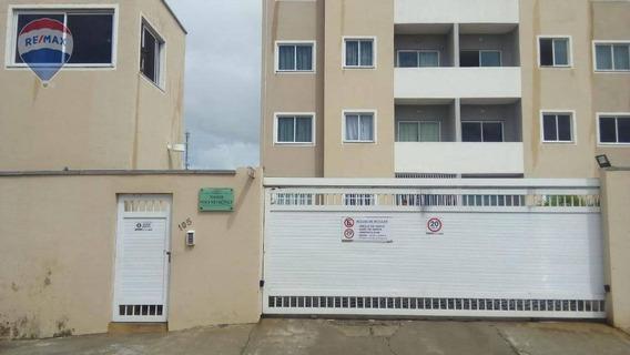 Apartamento À Venda - Nova Metrópole - Conjunto Aldorado - Caucaia/ce - Ap0265