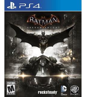Batman: Arkham Knight Ps4 Nuevo