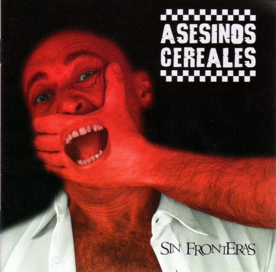 Asesinos Cereales - Sin Fronteras / Cd Impecable