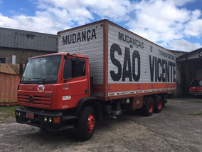 Mercedes-benz Mb 1720 6x2 2002 Bau 9mts Vw/volvo/ford/iveco
