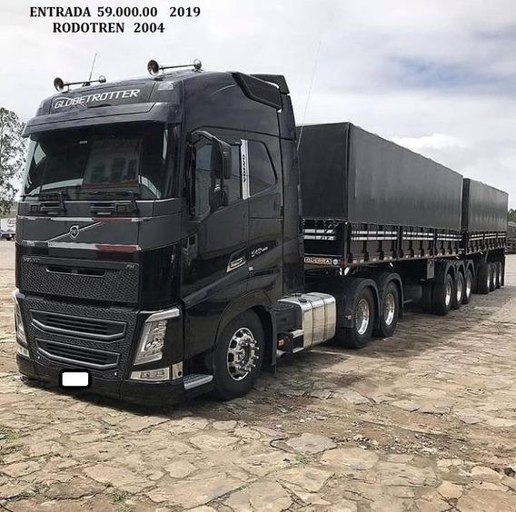 Fh 540 6x4 2019/20 + Rodotren 59.000.00 + Parcelas