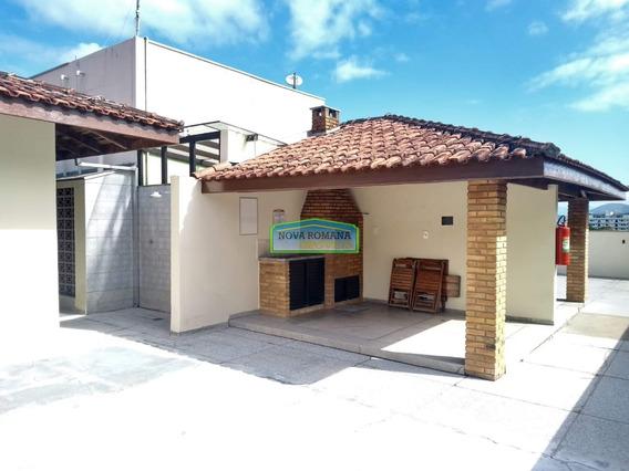 Apartamento Com 2 Quartos Para Comprar No Massaguaçu Em Caraguatatuba/sp - 4947