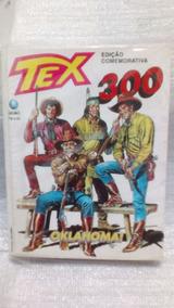 Tex 300 Globo - 1° Edição - Ótimo Estado