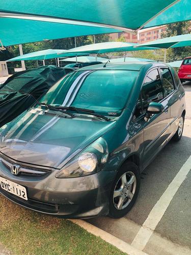 Imagem 1 de 9 de Honda Fit 2007 1.4 Lx 5p