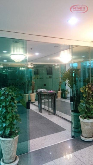 Sala Comercial - Alphaville - 204m2 - 4 Wc- 5 Vagas - Sa0100