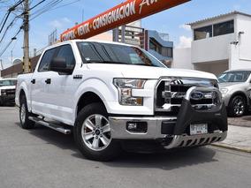 Ford Lobo 5.0l Xlt Cabina Doble 4x2 Mt 2015