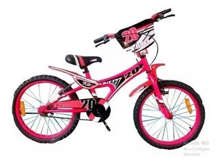 Bicicleta X-terra Klt R12 Liquidacion