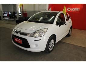 Citroen C3 1.2 Origine 8v Flex 4p Manual