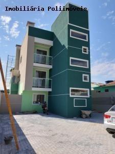 Apartamento Para Venda Em Araucária, Cachoeira, 2 Dormitórios, 1 Banheiro, 1 Vaga - Ap0195_2-886301