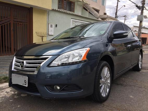 Nissan Sentra 2.0 Sl Flex Aut. 4p 2015 - 2o Dono - 61000km