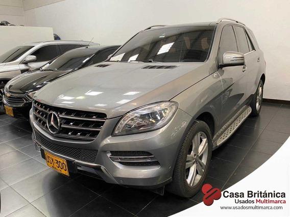 Mercedes Benz Ml3500 4matic 3500cc Automatico 4x4 Gasolina