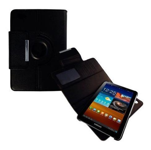 Capa Para Tablet Samsung Galaxy 7.7 P6800 P6810 Giro De 360º