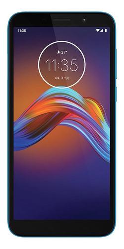 Imagen 1 de 4 de Moto E6 Play 32 GB azul 2 GB RAM