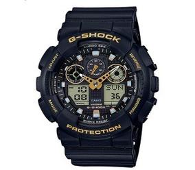 Relógio Casio G-shock Ga-100gbx-1a9dr Original C/nota Fiscal
