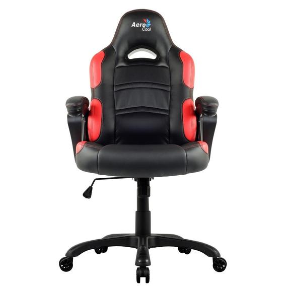 Cadeira Gamer Profissional Ac80c En55048 Preta/vermelha Aero