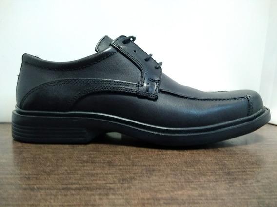 Zapatos Zurich Negros 9006 Hombre Vestir