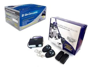 Alarma X28 Z10 + Kit Cierre 4 Puertas Suzuki Fun Instalado