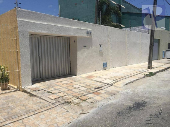 Casa Residencial À Venda, Parque Manibura, Fortaleza. - Ca2795