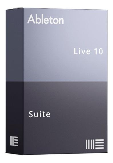 Ableton Live 10 - 10.1.9