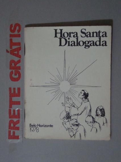 Livreto Hora Santa Dialogada