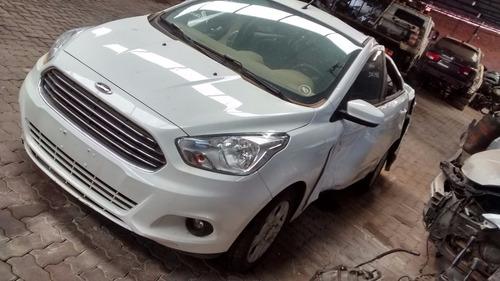 Sucata Batidos Peças Ford Ka 1.5 E 1.0 2015