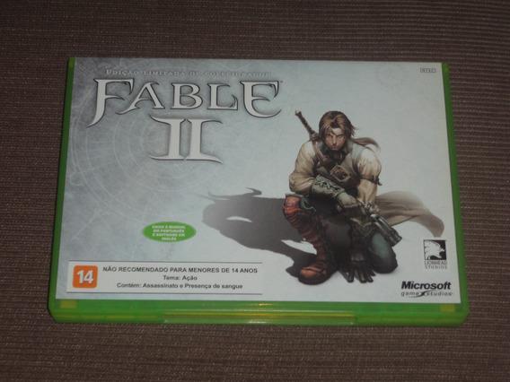 Fable 2 ( Edição Limitada De Colecionador Xbox 360 )