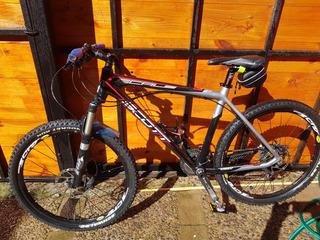 Bicicleta Carbono Scottscale 30 Excelente Estado