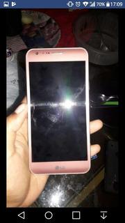 Celular LG X Cam, Tem 120 Gramas E Uma Aparelho Muito Fino