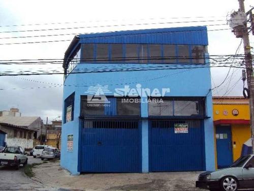 Imagem 1 de 13 de Venda Salão Comercial Acima De 300 M2 Vila Endres Guarulhos R$ 1.500.000,00 - 33794v