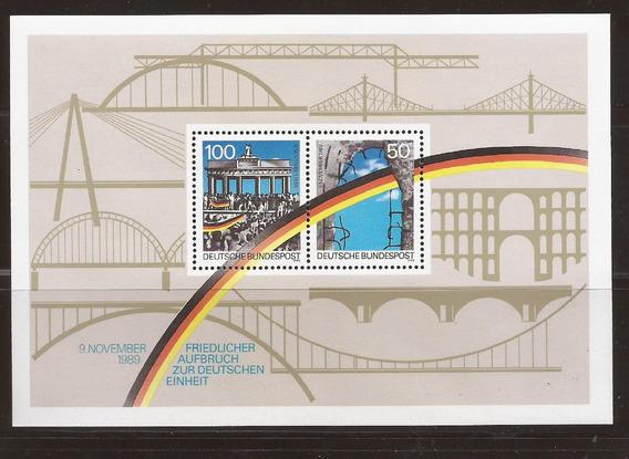 Alemania 1990 Primer Aniversario De La Apertura Del Muro 015