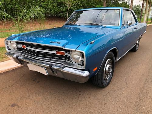 Dodge Dart 318 V8 1972  Ac Troca Charger Maverick F100 V8