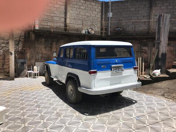 Ford Rural Wylis Vendo Ou Troco