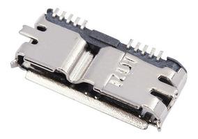 Conector Hd Externo M3 Micro Usb 3.0 Smd