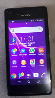 Sony Xperia M C2004 4gb Dual Preto