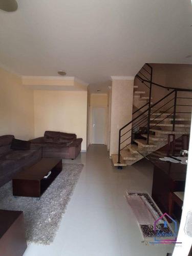 Imagem 1 de 7 de Casa Com 3 Dormitórios À Venda, 95 M² Por R$ 545.000 - Viva Vida - Cotia/sp - Ca1274