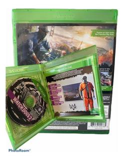 Watch Dogs 2 Xbox One Físico 100% Original