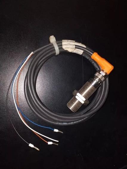 Sensor Indutivo Ifm Com Cabo - Igc 232