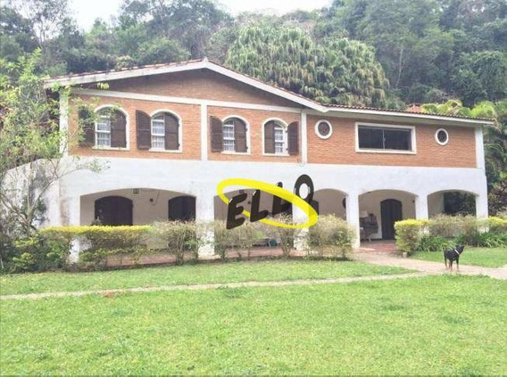 Chácara Residencial À Venda, Jardim Santa Paula, Cotia. - Ch0138