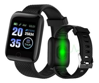 Relógio Smartwatch Inteligente Batimento Cardiaco Corrida