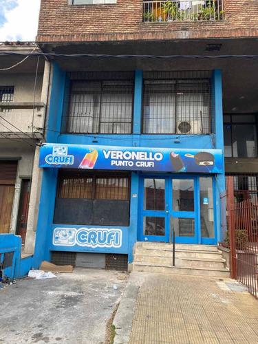 Dueño Vende Local Comercial Con Apartamento Total 280 M2,