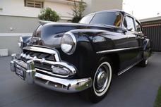Chevrolet/gm Sedan Deluxe 1952 Impecável